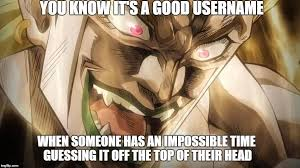 Dio Meme - dio brando memes imgflip