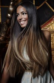 highlighting fine hair great lengths hair extensions