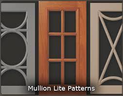custom glass cabinet doors frame mullion curved radius custom louvered cabinet doors
