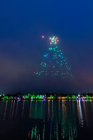 disney drone light show disney and intel to debut groundbreaking show at disney springs that