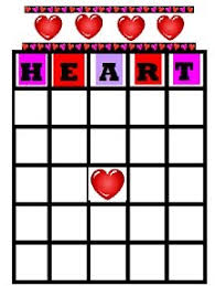 s day bingo a valentines day be mine bingo
