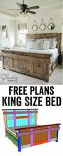 the 25 best wooden king size bed ideas on pinterest rustic