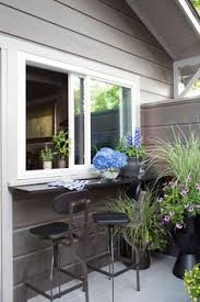 Kitchen Pass Through Window by Pass Through Window From Kitchen To Outdoor Kitchen Area Would