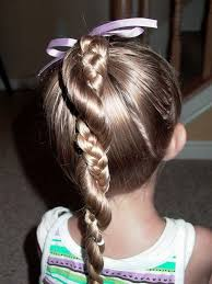 haircut style for 7 year olds best 25 easy kid hairstyles ideas on pinterest braids for kids