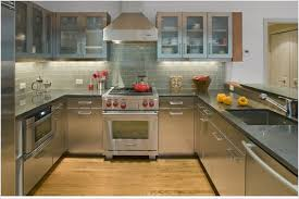 stainless steel kitchen cabinets ikea stainless steel kitchen and hardwood yes no