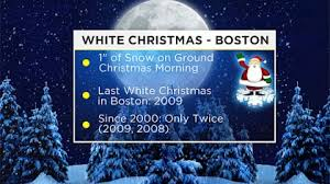 dreaming of a white here are the odds cbs boston