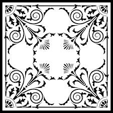 clipart art deco design