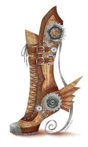 steampunk halloween best 25 steampunk shoes ideas on pinterest steampunk boots
