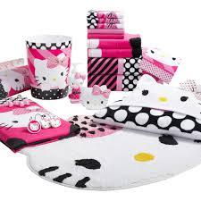 hello kitty dots j u0027adore waste basket walmart com