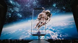 infinity galaxy with the galaxy s8 samsung says goodbye to smaller screens