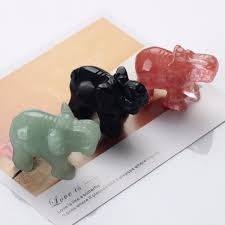 natural jade elephant figurine my feng shui store
