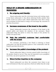 brand ambassador contract template templates franklinfire co