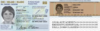 minister flanagan announces irish passport card department of