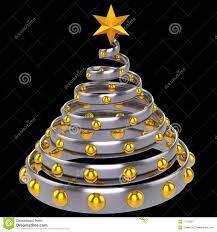Christmas Tree High Resolution Christmas Tree Stylized Hi Res Stock Illustration Illustration