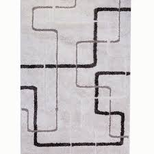 Rugs In Home Depot Home Dynamix Bazaar Modern Lines Ivory 7 Ft 10 In X 10 Ft 2 In