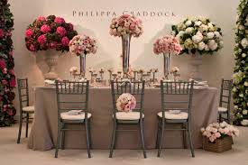 wedding designer philippa craddock s stunning exhibit at the designer wedding show