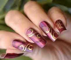simple fun nail art design video tutorial youtube nail designs