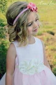 flowergirl hair flower girl hair waterfall braid zestymag