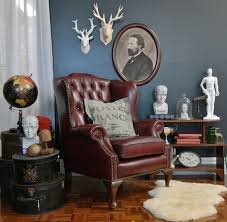Best  Chesterfield Living Room Ideas On Pinterest - Leather chairs living room