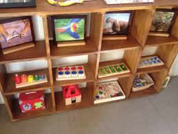 Montessori Bookshelves by Montessori Toddler Shelves U2013 Every Day Begins New