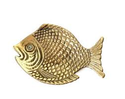 metal dish ring holder images Fish dish etsy jpg