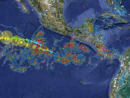 caribbean weather map storms now weather forecasts you should and shouldn t use