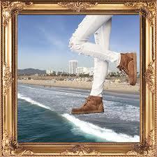 womens boots made in australia ugg australia bethany slim water resistant chukka womens