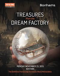 bonhams u0027turner classic movies tcm presents u2026 treasures from the