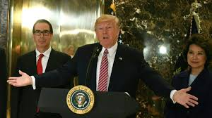 Trumps Hpuse In New York 6 Business Executives Step Away From Trump U0027s Advisory Council