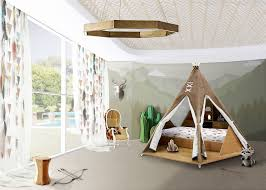 fun design 10 fabulous teepees for that playful kids u0027 room