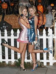 Halloween Costume 2 Girls 15 Diy U002790s Movie Character Halloween Costume Ideas Girls