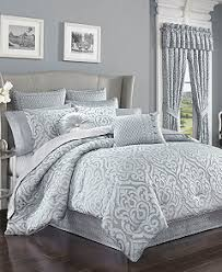 j queen new york harrison chrome bedding collection bedding