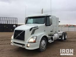 volvo truck tractor 2014 volvo vnl t a sleeper truck tractor in grande prairie alberta