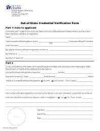 nursing assistant registration application packet washington