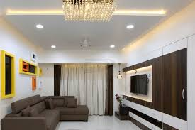 Flat Interior Design 2bhk Flat Interior In Nerul Navi Mumbai Modern Dining Room