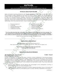 Principal Resume Template Education History Resume Best Resume Collection