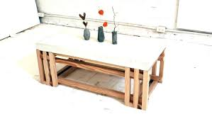 coffee tables that turn into tables convertible coffee table cement top coffee table coffee marble top
