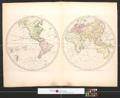 World Map Hemispheres by Western Hemisphere Or New World And Eastern Hemisphere Or Old