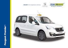 peugeot taxi peugeot premier taxis peugeot premier purpose built taxis cab