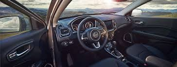 red jeep compass interior 2018 jeep compass innovative interior features