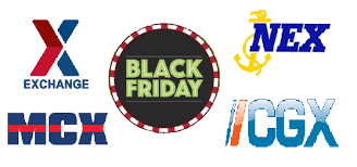 black friday at the exchanges discounts