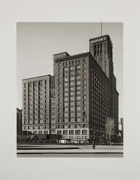 hudson s department store 1206 woodward avenue detroit detroit photograph by dave jordano