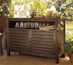 sideboards astounding outdoor buffet table with cabinets outdoor