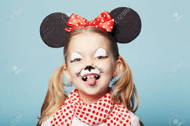 Minnie Mouse Halloween Makeup by Mouse Face Makeup Minnie Mouse Face Makeup Mugeek Vidalondon