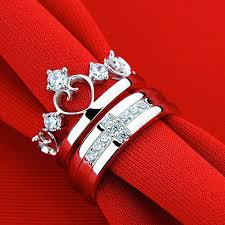 king and crown wedding rings exclusive king and wedding rings with crown design 7