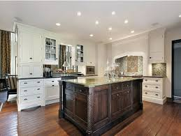 White Distressed Kitchen Cabinets by Tag For Kitchen Color Ideas With Antique White Cabinets Nanilumi