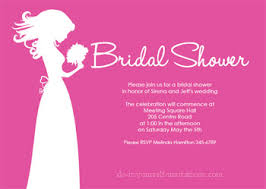 bridal invitation invitation for bridal shower dhavalthakur