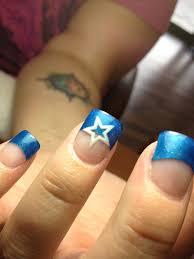 dallas cowboys nails on pinterest dallas cowboys nails dallas