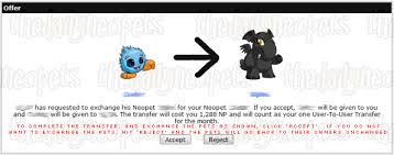 the neopian pound the daily neopets