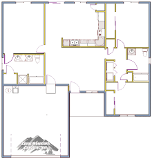 clear mountain homes floorplans